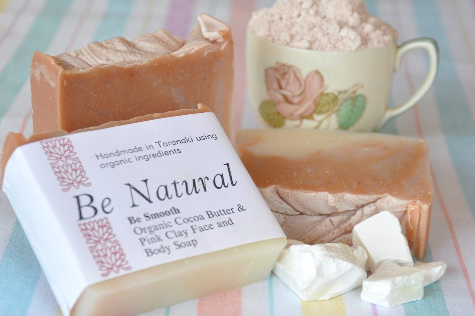 Natural Handmade Soap Made In Inglewood New Zealand