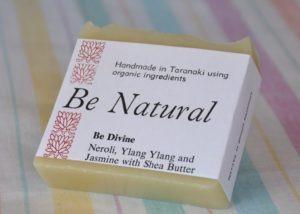 handmade organic soap shea butter
