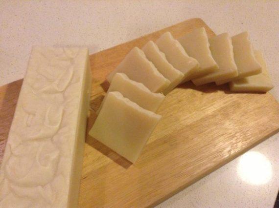 natural baby soap