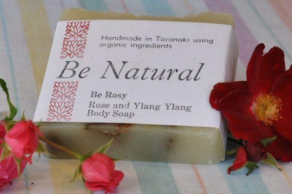 rose and ylang ylang
