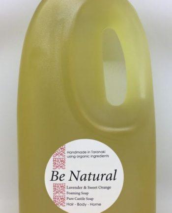 liquid castile soap bulk refill