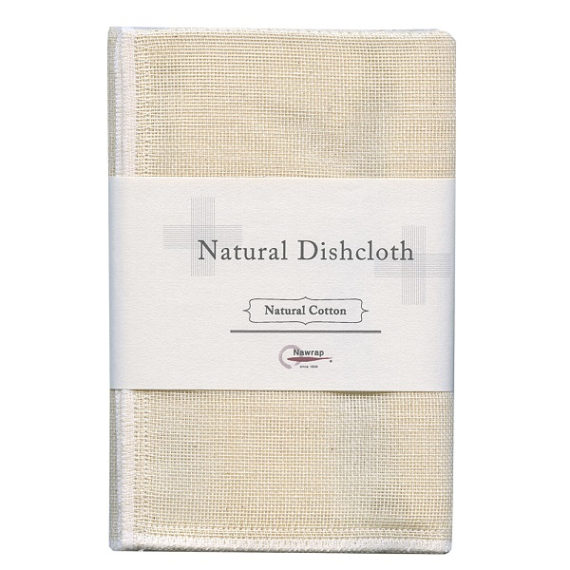 natural dishcloth